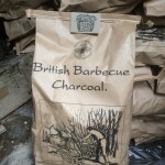 Finished charcoal bags